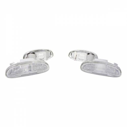 Running Boards/ Steps Bars - Running Board Light Cover