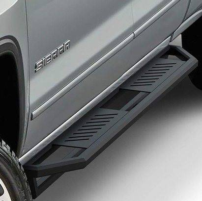 Exterior Accessories - Running Boards/ Steps Bars